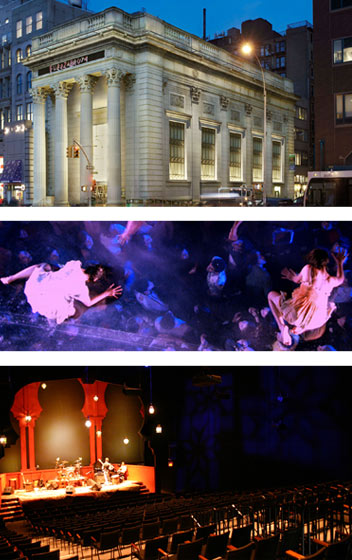 The Daryl Roth Theatres